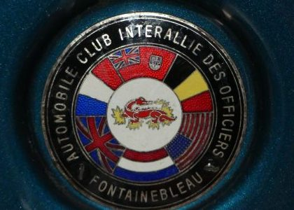That Badge . . .