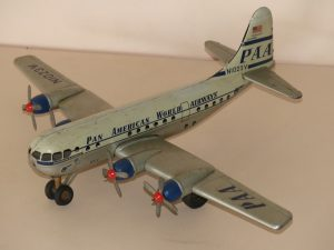 Antique Toy Plane Auction