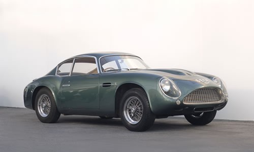 Aston Martin DB4 Zagato – The Ultimate Collector's Car?