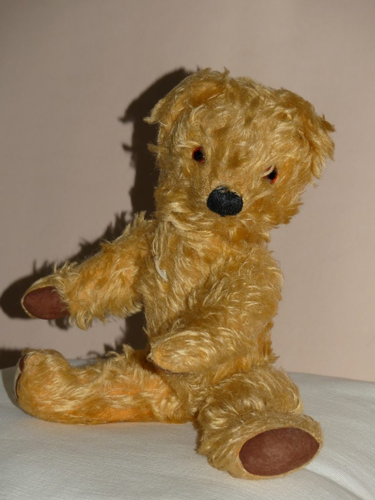 antique Teddy bears at auction houses UK